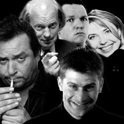 Das Kabarett-Feuerwerk zum Jahreswechsel 2005/2006