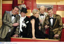Das Kabarett-Feuerwerk zum Jahreswechsel 2007/2008