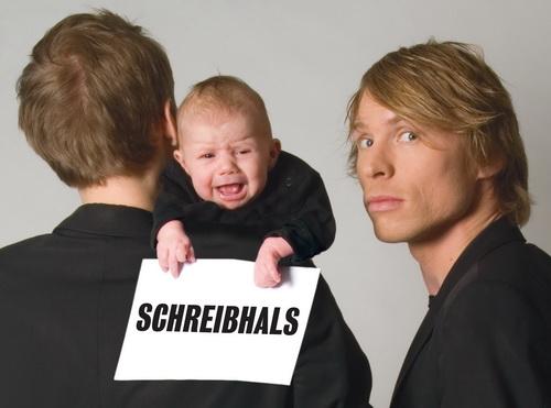 Schreibhals
