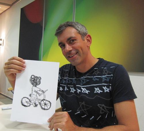 Die Kaminer Show 2011 - Dort, wo der russische Bär Fahrrad fährt