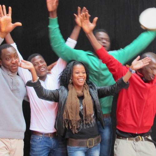 On Stage - Bühnenprojekt für sozial benachteiligte Jugendliche und junge Flüchtlinge