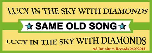 JJ Jones presents Same Old Song