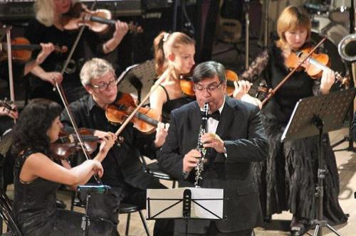 Klassikkonzert - Bruno di Girolamo spielt Mozart