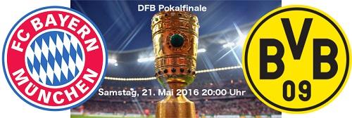 DFB POKAL FINALE 2016