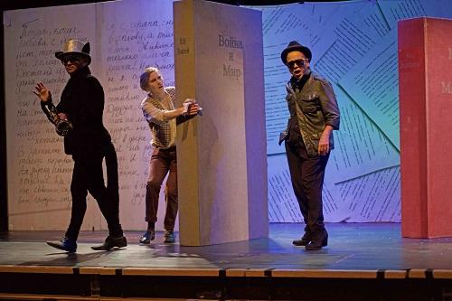 Musikalisches Schauspiel nach dem Roman von Michail Bulgakow