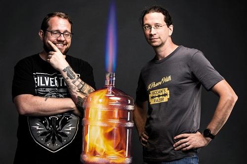 """Die """"Rockstars der Wissenschaft"""""""