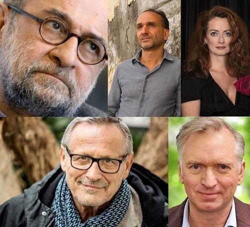 Poesie statt Parolen mit: Konstantin Wecker, Daniel Speck, Said, Christian Springer, Julia v. Miller