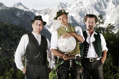 Bayerische Weltreise