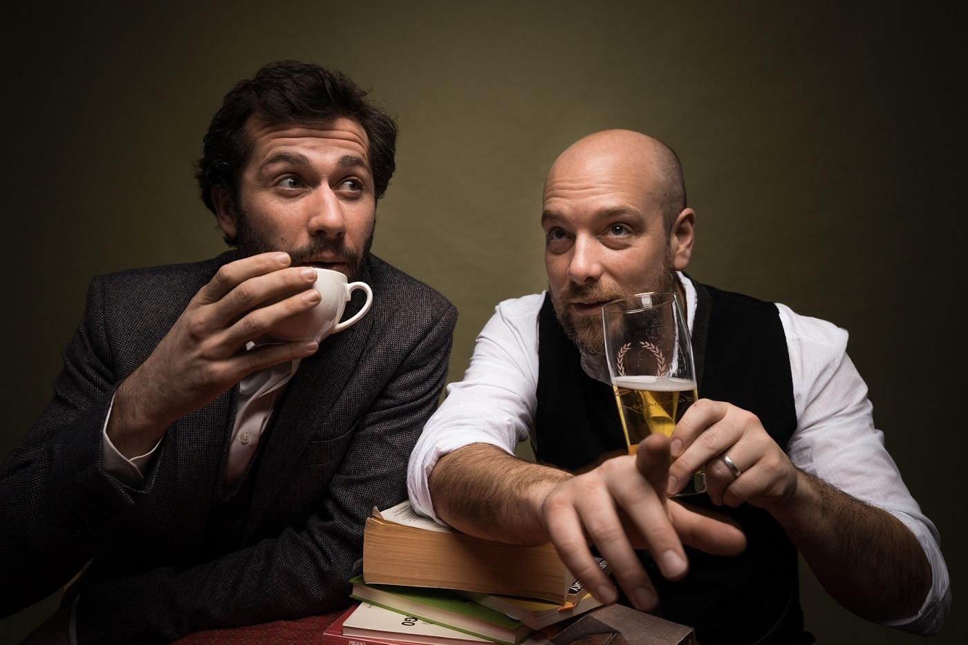 Kaffee und Bier