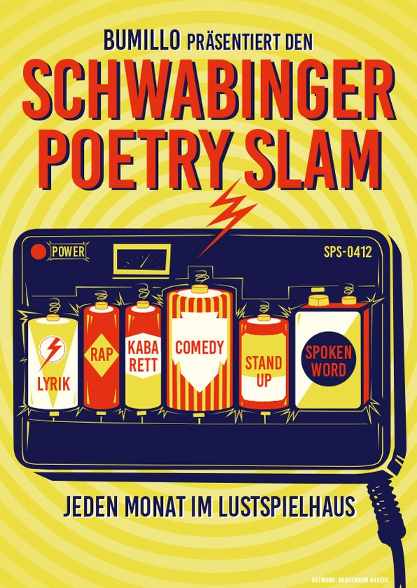 68. Schwabinger Poetry Slam