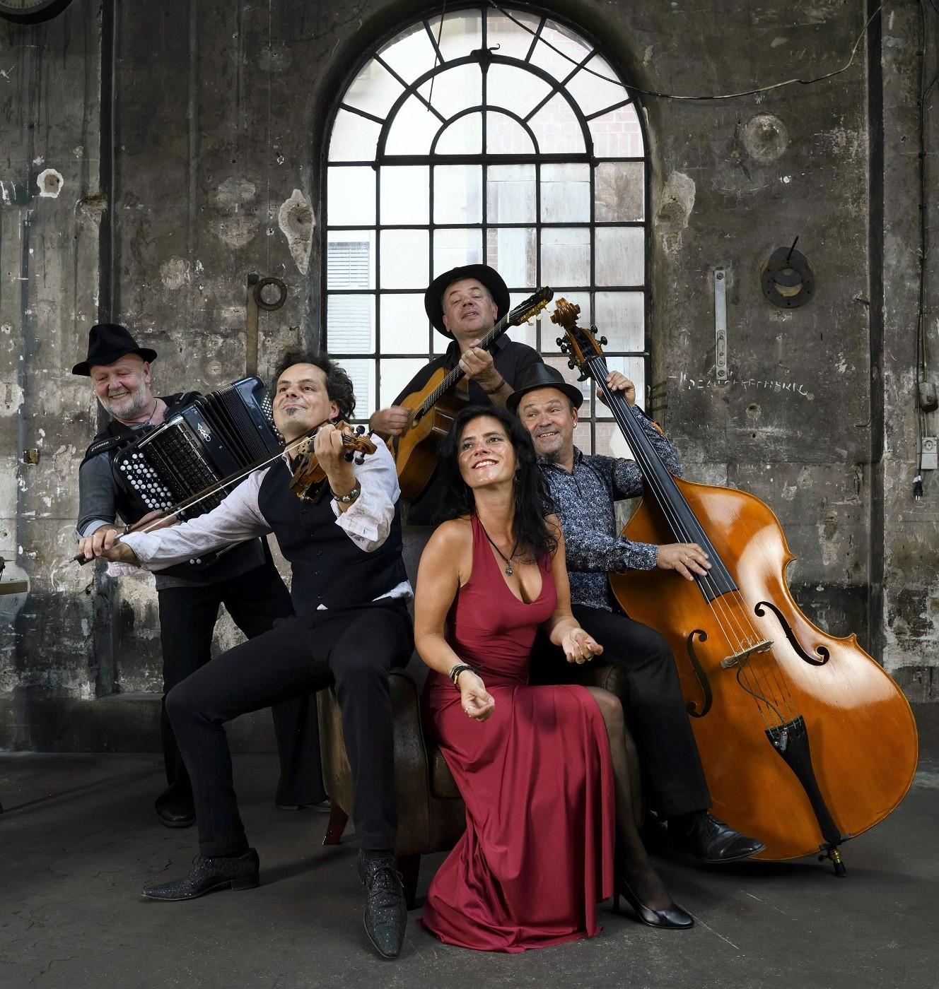 Foaie Verde - Konzertstream aus dem Münchner Lustspielhaus