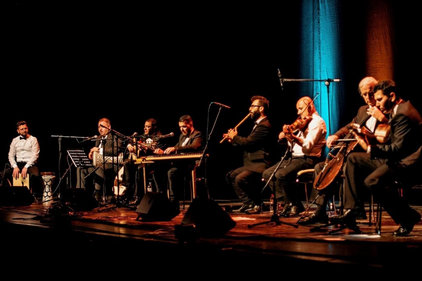 Maged Kildan and Jazz Friends Ensemble - Konzertstream aus dem Bellevue di Monaco